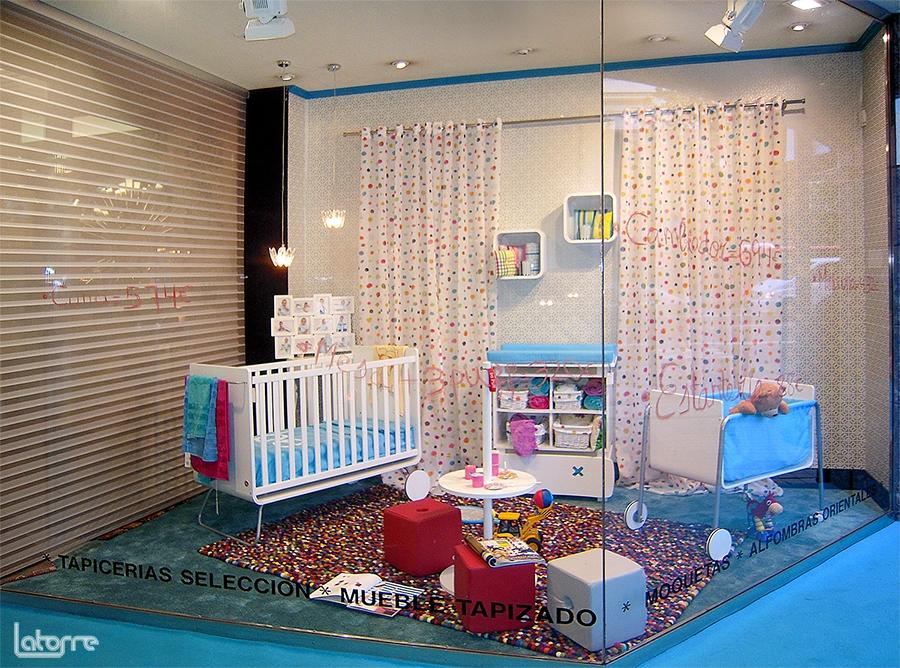 Lee más sobre el artículo Decoración infantil en Zaragoza