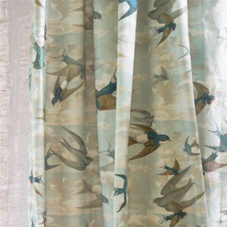 Tejido Chimney Swallows