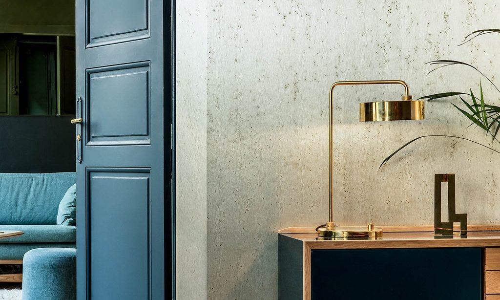 Decorar el recibidor con papel pintado latorre decoraci n - Papel pintado para recibidores ...