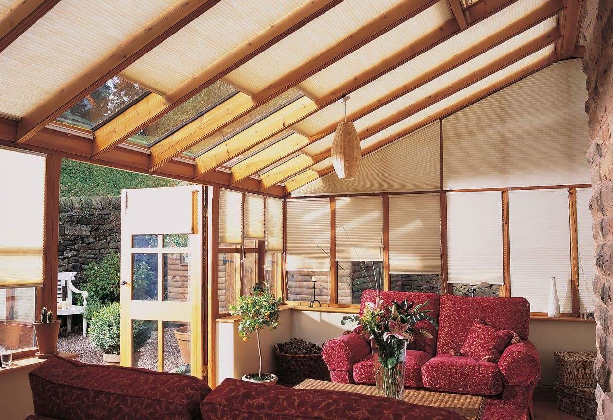 Estores para ventanas en el techo latorre decoraci n - Tragaluces para tejados ...
