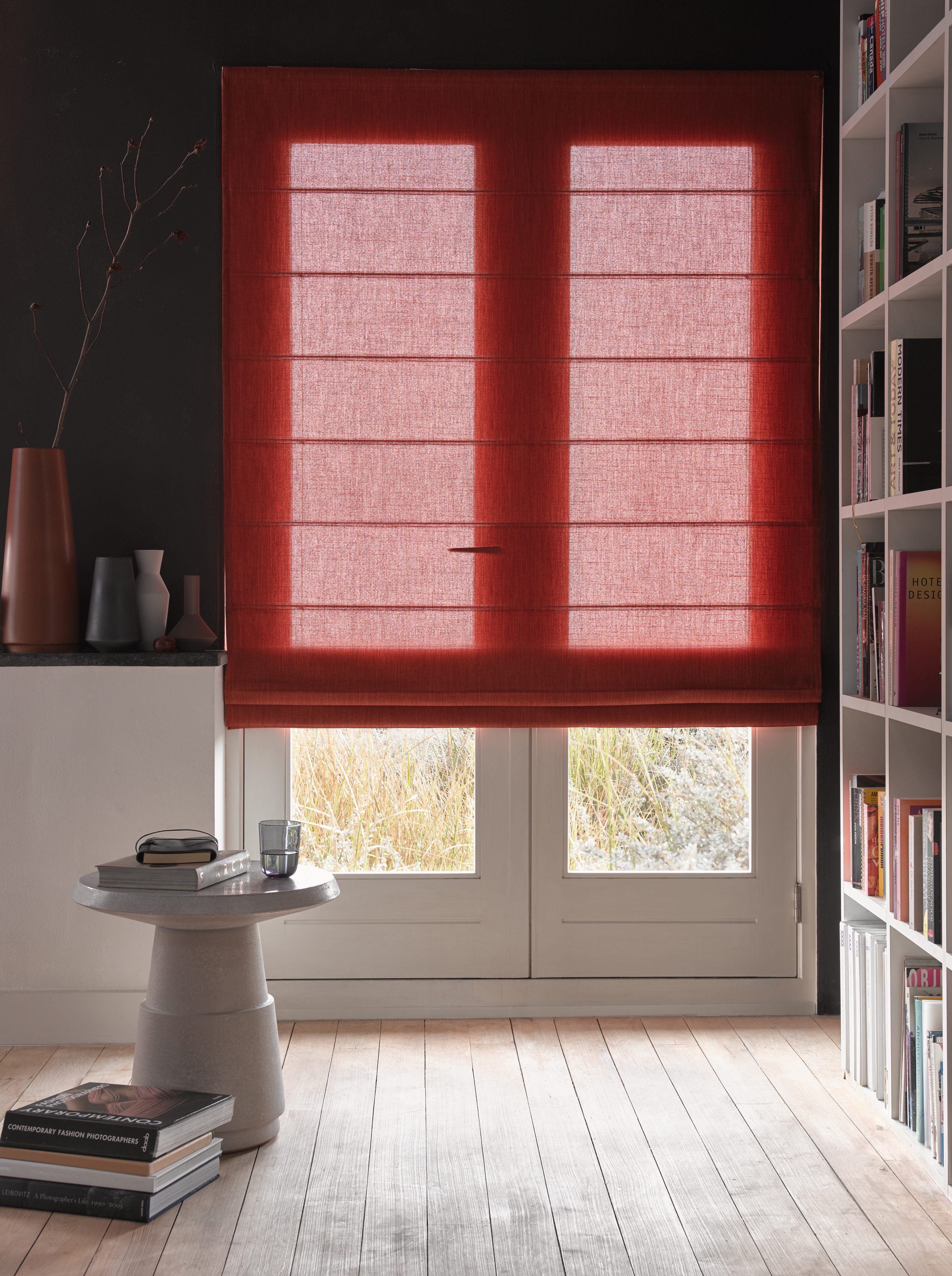 Estor plegable Luxaflex