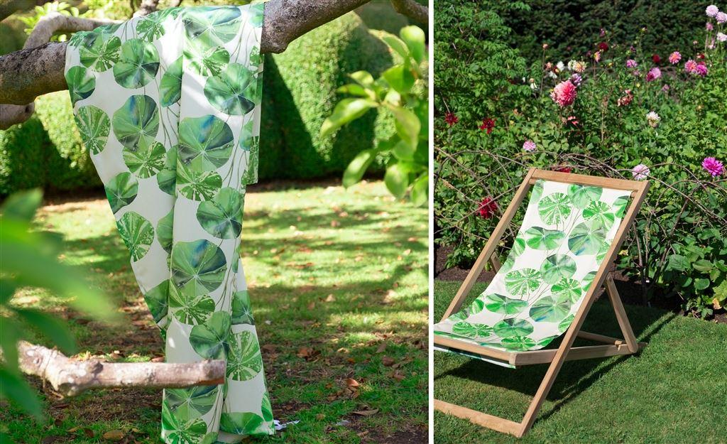 Tejidos de exterior para jardines