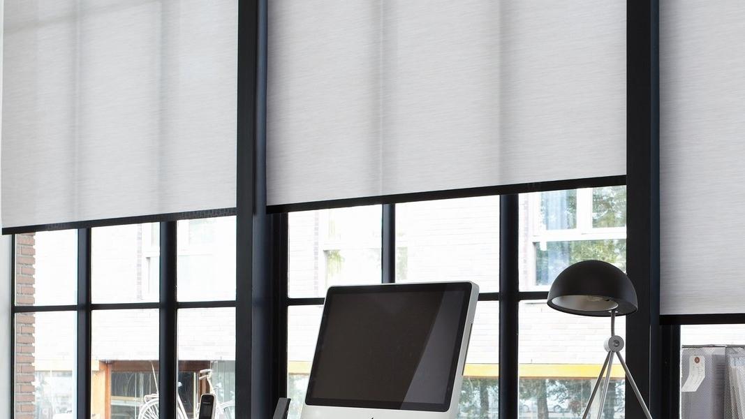 Cortina técnica para oficinas en Zaragoza