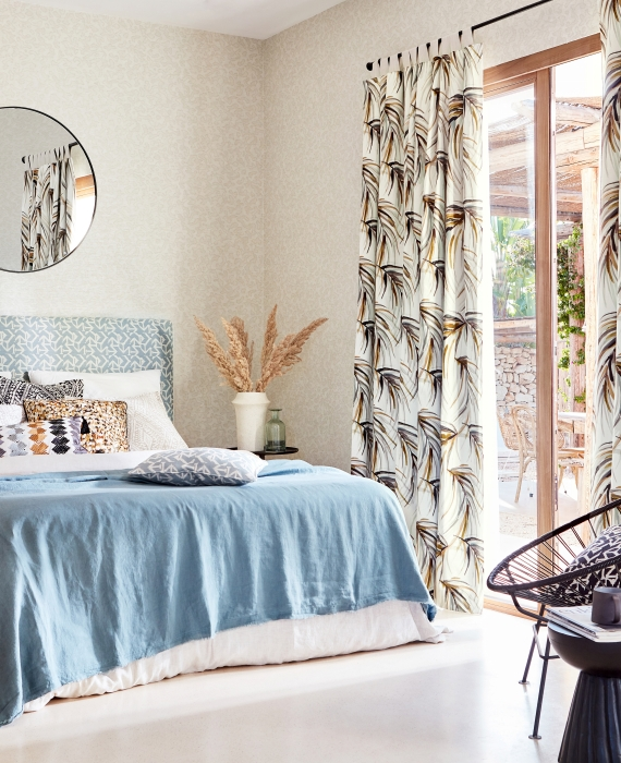 cortinas para dormitorio en Zaragoza