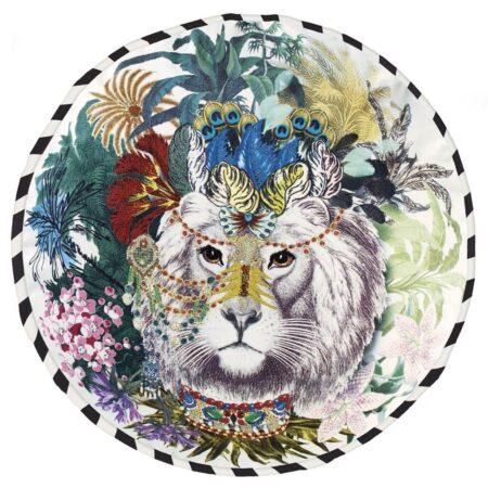 Cojín Jungle King