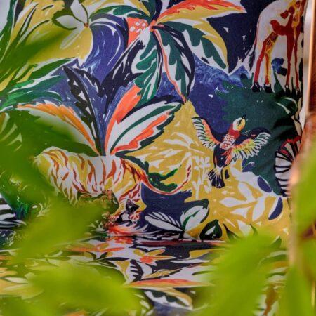 Tejido Botanical Dream
