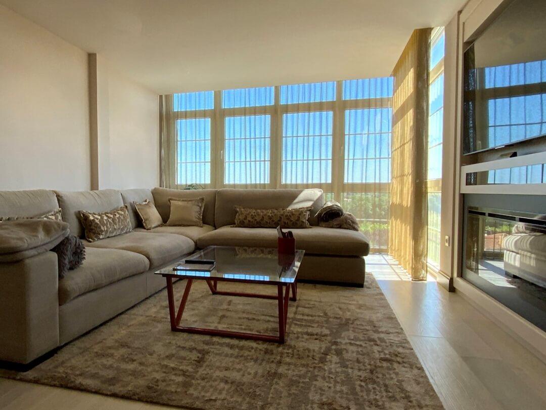 Lee más sobre el artículo Textiles de impacto para un piso contemporáneo