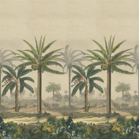 Mural Palm Trail (escena 2)
