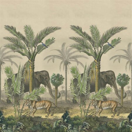 Mural Palm Trail (escena 1)