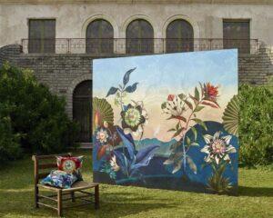 Lee más sobre el artículo Papel pintado panorámico, convierte tus paredes en obras de arte.